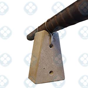 Con kê bê tông 75mm – Mã NLSG-75W