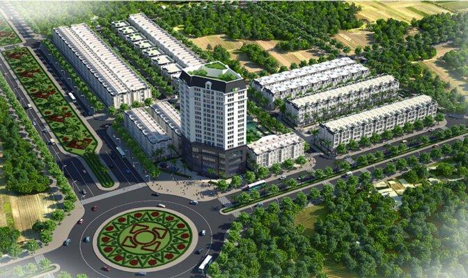 RIVER SILK CITY SÔNG XANH HÀ NAM